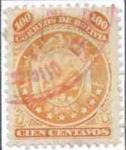 Stamps America - Bolivia -  Escudo con 9 estrellas
