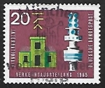Stamps Germany -  Traffic exhibition