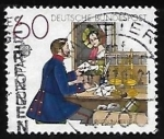 Stamps of the world : Germany :  Europa - servicios postales