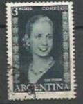Sellos de America - Argentina -  SCOTT N °614    (Cotiz. 0.50 USD)