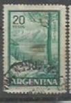 Sellos de America - Argentina -  Proceres y Riquezas Nacionales II