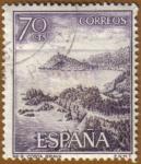 Stamps Spain -  Costa Brava - Gerona
