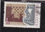 Stamps Russia -  CAMPEONATO DE DAMAS