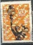 Sellos de America - Argentina -  SCOTT N°906    (Cotiz.0.25  USD)
