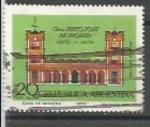 Sellos de America - Argentina -  SCOTT N °920    (Cotiz.0.20 USD)