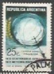 Sellos de America - Argentina -  SCOTT N °977    (Cotiz. 0.20    USD)