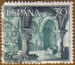 Stamps Europe - Spain -  Cripta San Isidro - Leon