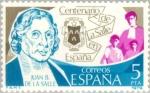 Stamps Spain -  I CENTENARIO DE LA SALLE