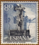 Stamps Europe - Spain -  Cristo de los Faroles - Cordoba