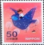 Sellos de Asia - Japón -  Scott#3399a Intercambio 0,50 usd  50 y. 2012