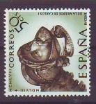 Stamps Spain -  ESPAÑA SEGUNDO CENTENARIO NUEVO Nº 1225 ** 5OC CASTAÑO GRISACEO CARLOS V