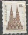 Stamps Argentina -  SCOTT N°932     (Cotiz.0.20   USD)
