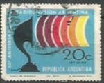 Sellos de America - Argentina -  SCOTT N°922    (Cotiz.0.20  USD)