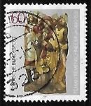 Stamps Germany -  Tilman Riemenschneider,