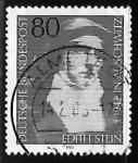 Sellos de Europa - Alemania -  Edith  Stein