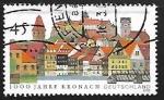 Sellos de Europa - Alemania -  Kronach, 1000 años