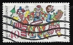 Stamps : Europe : Germany :  Carnaval de Colonia