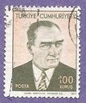 Stamps Turkey -  INTERCAMBIO