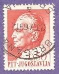 Stamps : Europe : Yugoslavia :  INTERCAMBIO