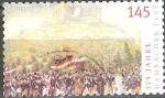 sellos de Europa - Alemania -  175 años Festival de Hambach.