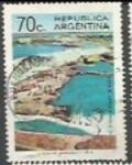 Sellos de America - Argentina -  INTERCAMBIO SCOTT N° 1023 (cotiz.0.20 USD)