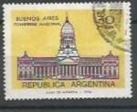 Sellos de America - Argentina -  INTERCAMBIO SCOTT N°1049(cotiz. 0.20 USD)