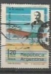 Sellos de America - Argentina -  INTERCAMBIO SCOTT N°1027 (cotiz.0.25 USD)