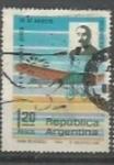 Sellos del Mundo : America : Argentina : SCOTT N°1027 (cotiz.0.25 USD)