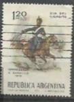 Sellos de America - Argentina -  INTERCAMBIO SCOTT N°1028 (cotiz.0.25 USD)
