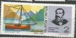 Sellos de America - Argentina -  INTERCAMBIO SCOTT N° 1069  (cotiz.0.20 USD)
