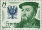 Stamps Spain -  REYES DE ESPAÑA CASA DE AUSTRIA