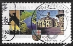Stamps Germany -      50th Anniv of Federal Republic of Saarland