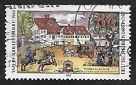 Stamps : Europe : Germany :  Dia del sello