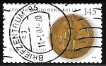 Sellos del Mundo : Europa : Alemania : Gold seal of King Charles IV on the
