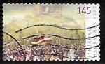 Sellos del Mundo : Europa : Alemania : 175 Year Hambacher festival