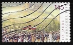 Stamps Germany -  175 Year Hambacher festival