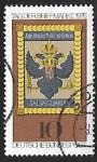 Sellos de Europa - Alemania -  Dia del sello 1976
