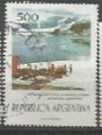 Sellos del Mundo : America : Argentina : INTERCAMBIO SCOTT N°1109  (cotiz.1.40 USD)