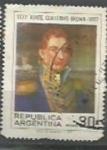 Sellos de America - Argentina -  INTERCAMBIO SCOTT N°1155  (cotiz.0.20 USD)