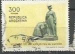 Sellos de America - Argentina -  INTERCAMBIO SCOTT N°1225  (cotiz.0.30 USD)