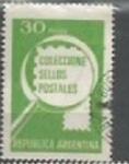 Sellos de America - Argentina -  INTERCAMBIO SCOTT N°1235  (cotiz.0.20 USD)