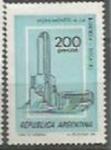 Stamps : America : Argentina :  INTERCAMBIO SCOTT N°1169  (cotiz.0.50 USD)