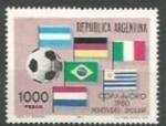 Sellos del Mundo : America : Argentina : INTERCAMBIO SCOTT N°1291  (cotiz.1.10 USD)