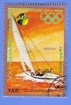 Stamps Yemen -  REGATAS