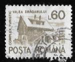 Sellos de Europa - Rumania -  Rumania-cambio