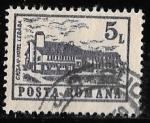 Stamps Romania -  Rumania-cambio