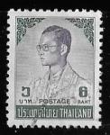 Sellos de Asia - Tailandia -  Tailandia-cambio