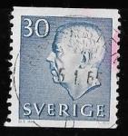 Sellos de Europa - Suecia -  Suecia-cambio