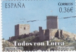 Stamps : Europe : Spain :  Todos con Lorca (29)