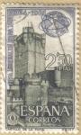 Sellos de Europa - España -   Feria de Nueva York - Castillo de la Mota